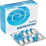 Бактистатин капс №20