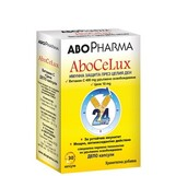 AboPharma Витамин С 400 мг + Цинк депо капс 10мг №30