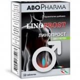 AboPharma Линопрост таб №30 (Улучшает функции предстательной железы и мочевых путей)