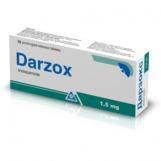 Дарзокс таб 1,5мг №30 (Индапамид)